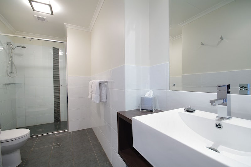 Boutique Hotel Bathrooms Macquarie Waters Hotel