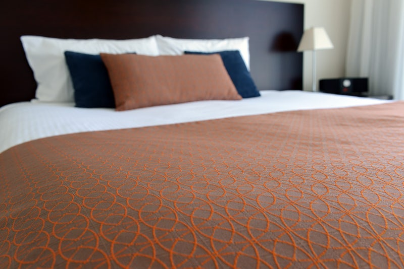 Best nights sleep with quality linen in a Port Macquarie Hotel