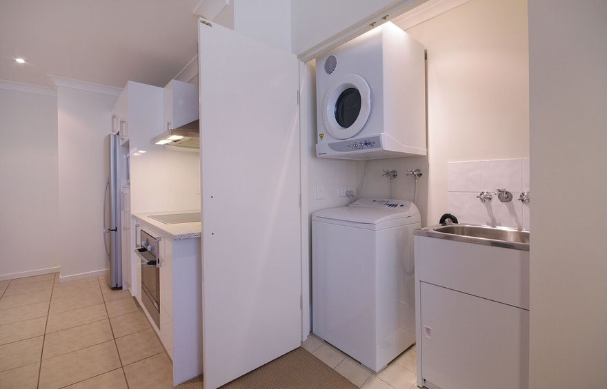 Macquarie Waters Boutique Apartment Laundry