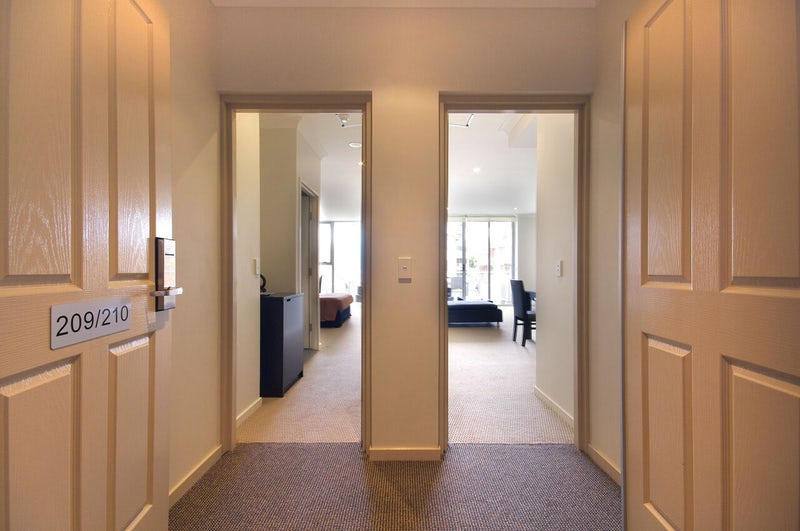 Two Bedroom Apartments Port Macquarie Entrance