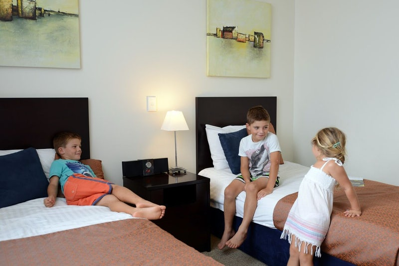Macquarie Waters Family Accommodation Two Bedroom Apartments