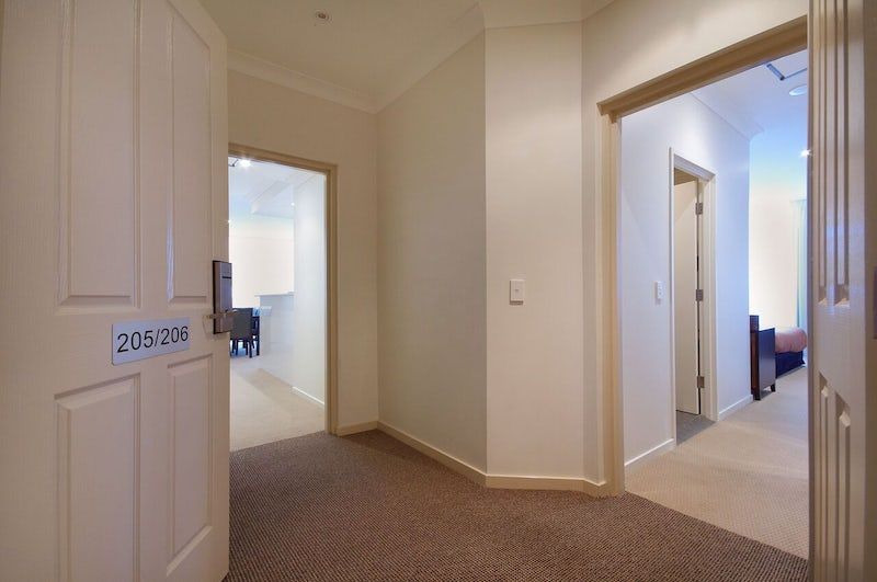Macquarie Waters Three Bedroom Apartment Port Macquarie Entrance