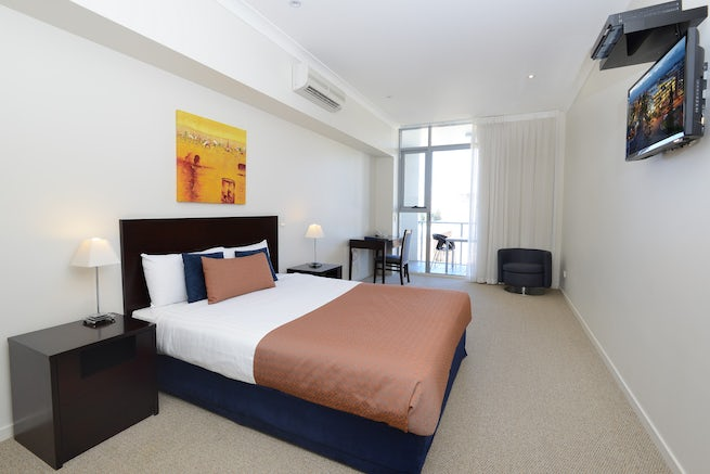 Port Macquarie Hotel Room Interior (2)