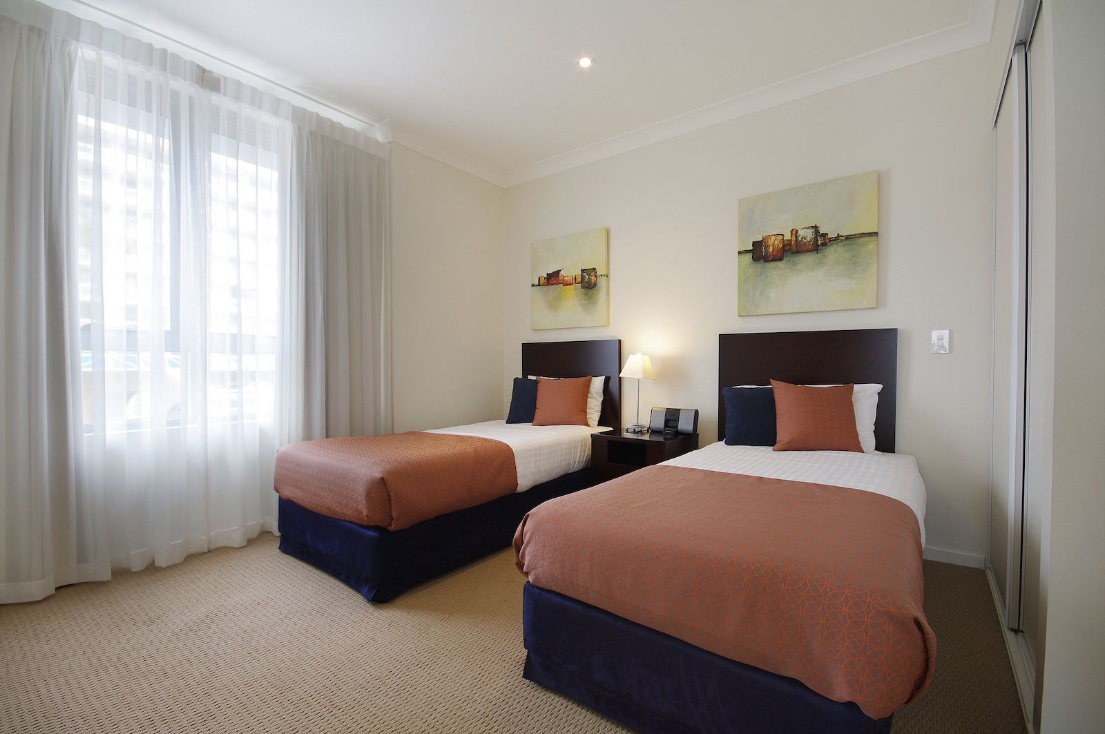 Two bed accommodation in Port Douglas
