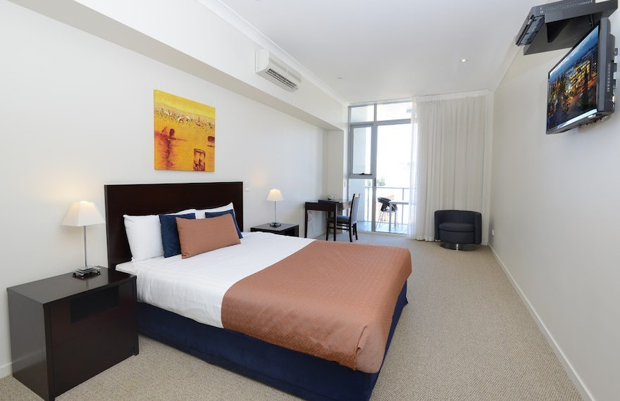 Two Bedroom Apartment Port Macquarie Interior