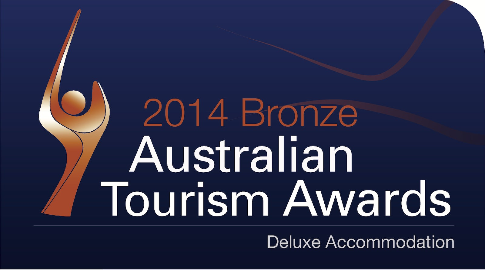 2014 Deluxe Accommodation Bronze Award