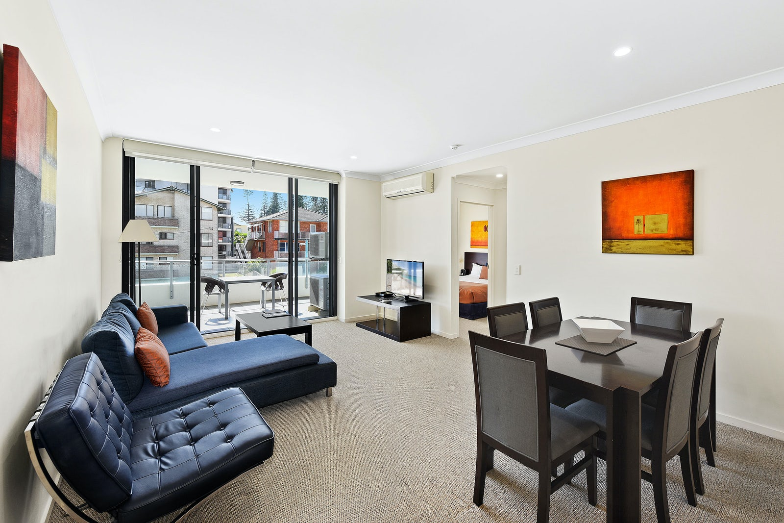Macquarie Waters Apartment Living Room 1