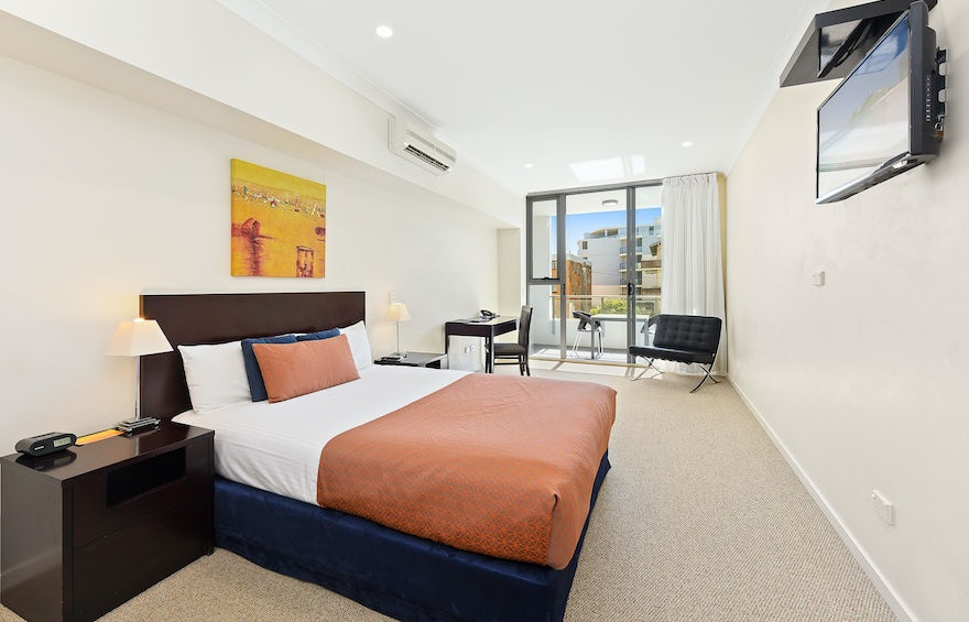 Double bed apartment 2